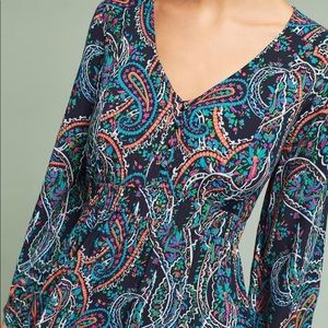 Anthropologie Dresses - ‼️NWT Anthropologie Maplewood Dress S‼️